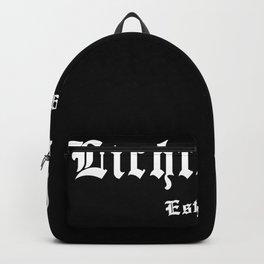 East Berlin Lichtenberg t shirt 1920 gift idea Backpack