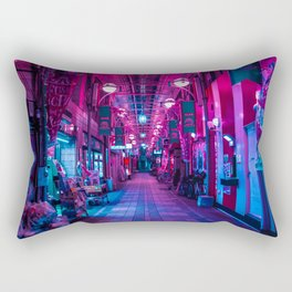 Entrance to the next Dimension Rectangular Pillow