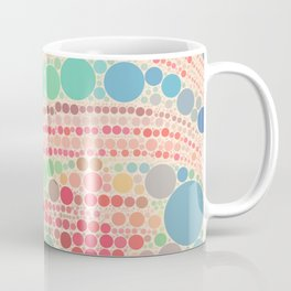Big bubbles Coffee Mug