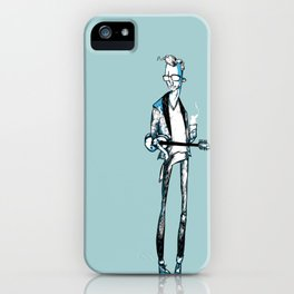 Mike Hind iPhone Case