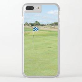 Golf du Touquet, France Clear iPhone Case