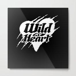 Wild Nature Love Metal Print