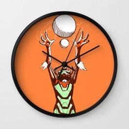 Imminent Doom Wall Clock