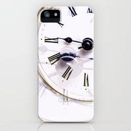 chronon iPhone Case