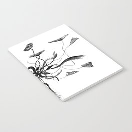 growing flower Notebook