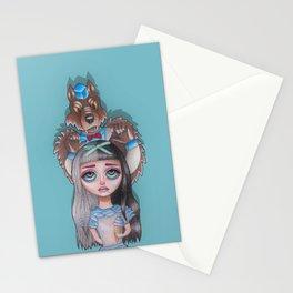 TRACK NINE Stationery Cards