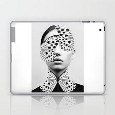 Woman Butterfly Laptop & iPad Skin
