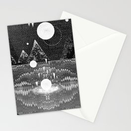 Tomorrow Bear Stationery Cards
