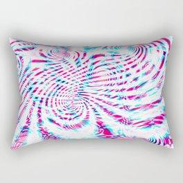 Blind Trip B Rectangular Pillow