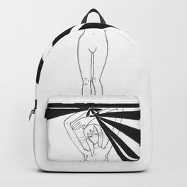 Wrist by riendo Backpack