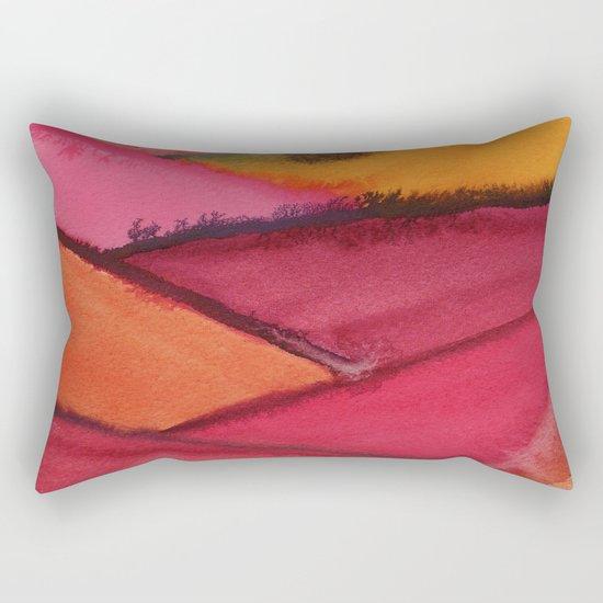 Improvisation 09 Rectangular Pillow