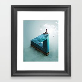 Impossible Framed Art Print