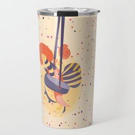 Magic Rainbow Travel Mug