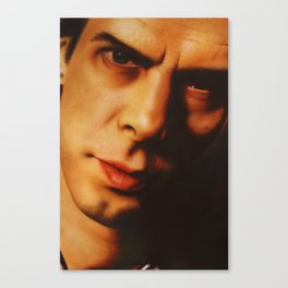 Nick Cave  Canvas Print