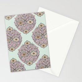 Victorian floral Stationery Cards