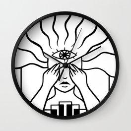 Voyante Wall Clock