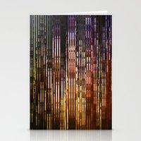 metropolis Stationery Cards featuring Metropolis by Angelo Cerantola