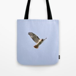 Gliding hawk 19 Tote Bag