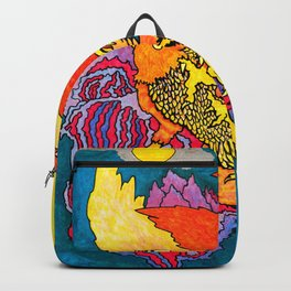 The Phoenix and the Griffin Backpack
