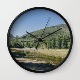 McIntyre Range I Wall Clock
