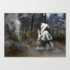 The Cauldron Canvas Print