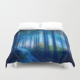 Amazing Nature - Forest Duvet Cover