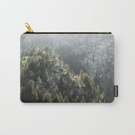 Mountain Lights - Landscape Photography Carry-All Pouch