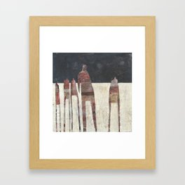 A Day Late Framed Art Print