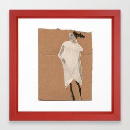 Untitled #1 Framed Art Print