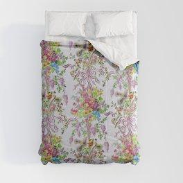 Marie Antoinette's Boudoir Comforters