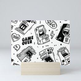 GameOver Mini Art Print