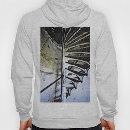 Lighthouse tower stairs Hoody