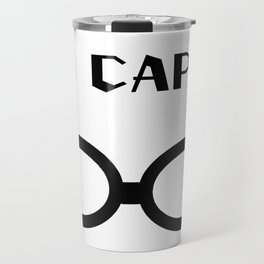 Edna Mode (The Incredibles) Travel Mug