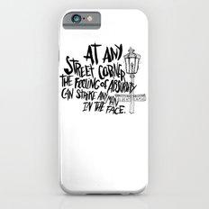 ALBERT CAMUS ROCKJAM Slim Case iPhone 6s