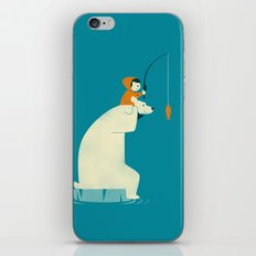 Dinner for Two iPhone & iPod Skin