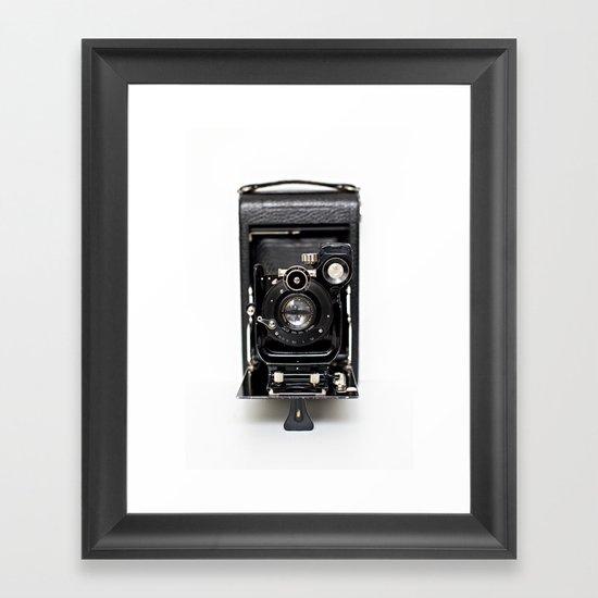 My favorite camera Framed Art Print