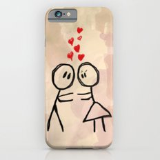 Kiss me ! iPhone 6s Slim Case