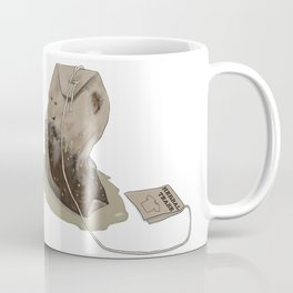 Tea Bag Coffee Mug