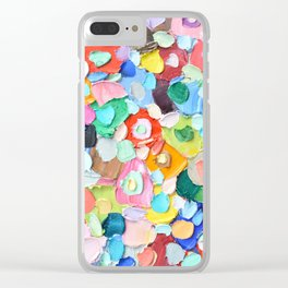 Barnacle Party Clear iPhone Case