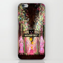 Electric Forest iPhone Skin