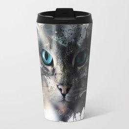Cat Splash Travel Mug