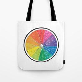 Color Wheel (Society6 Edition) Tote Bag