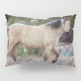 Beautiful Buckskin Pillow Sham