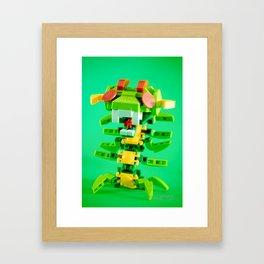Centipede! Framed Art Print