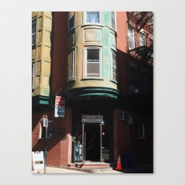 Sal's Canvas Print