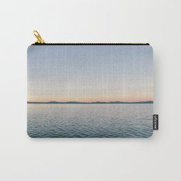 Sunset sea landscape Carry-All Pouch
