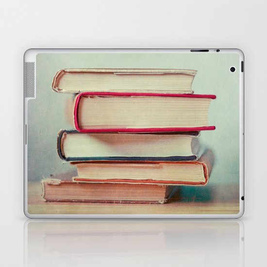 Books Love Laptop & iPad Skin