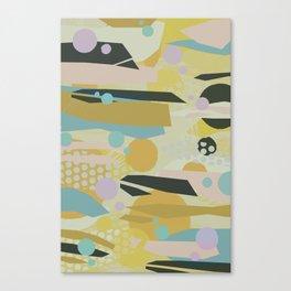 Let´s get crazy Canvas Print