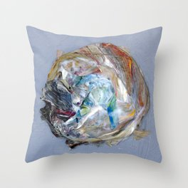 Abstract Geometric A Throw Pillow