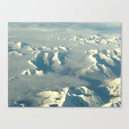 Near the Arctic Canvas Print